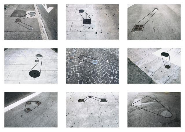 , 'Metaesquema G9 02,' 2009, Sabrina Amrani