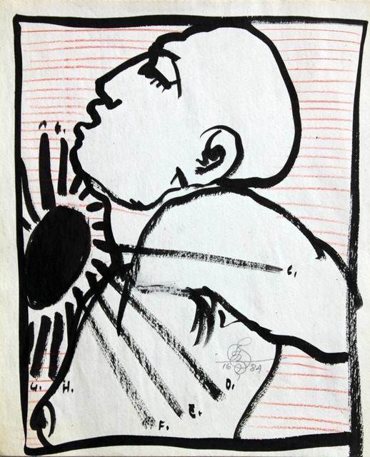 , 'The Sun,' 1984, Gallery Katarzyna Napiorkowska | Warsaw & Brussels