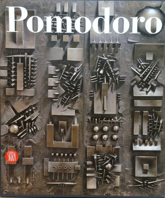 , 'Pomodoro Book,' 1988, International Sculpture Center