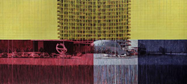 , 'Auto de Fe,' 2017, 532 Gallery Thomas Jaeckel