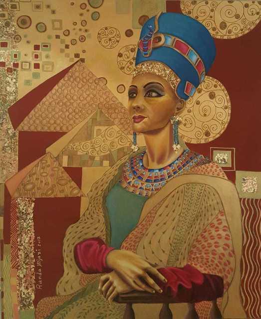, 'نفرتيتي - مصر / Nefertiti - Egypt,' 2018, Afkar Gallery