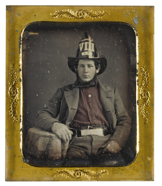Anonymous American Photographers, 'Selected Images of Firemen', Sotheby's