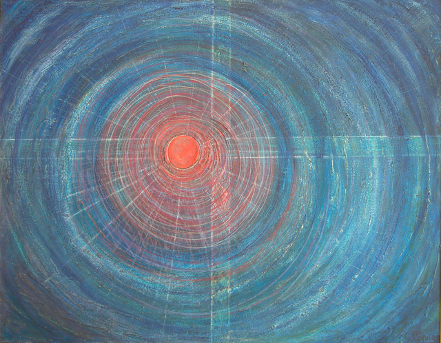 , 'Gilbert's Eye Crossing,' 1990, Pan American Art Projects