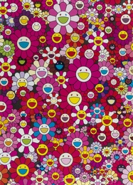 Takashi Murakami, 'An Homage to Monopink,' 2011, Forum Auctions: Editions and Works on Paper (March 2017)
