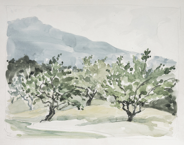 , 'Apple Orchard,' 2005, Pucker Gallery