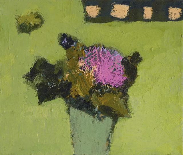 Jennifer Hornyak, 'Apple Green with Fuschia', 2020, Galerie de Bellefeuille
