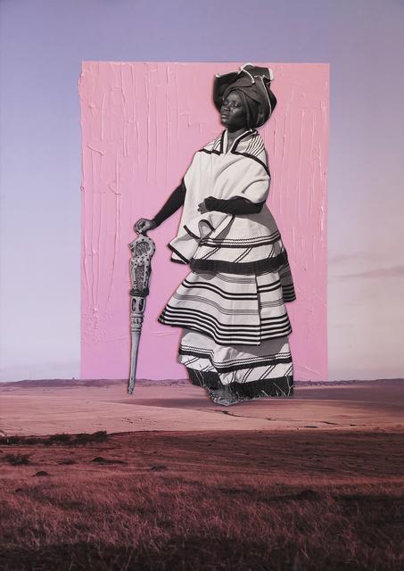 , 'Ixhego II,' 2017, Christopher Moller Gallery