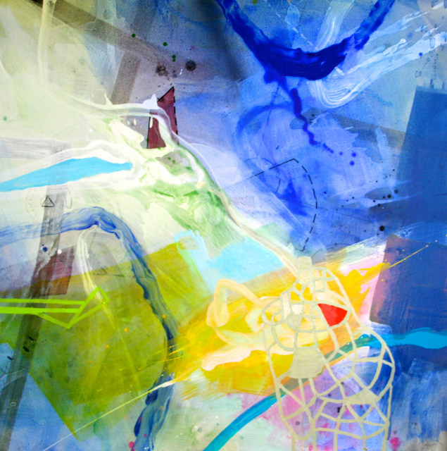 , 'Skyfaring #10,' 2017, Michael Warren Contemporary