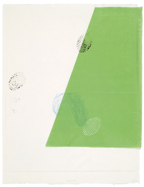Richard Tuttle, 'Naked IX', 2004, Crown Point Press