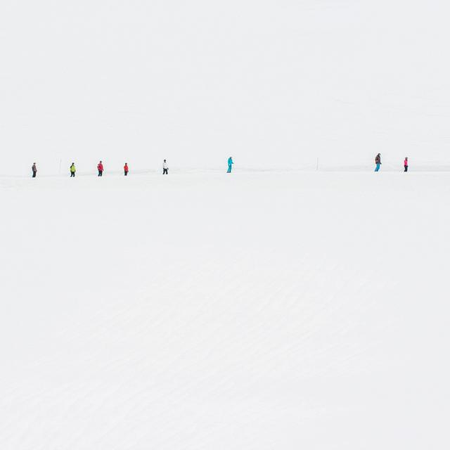 Jose Conceptes, 'Esquiadores', 2015, POCKET FINE ARTS