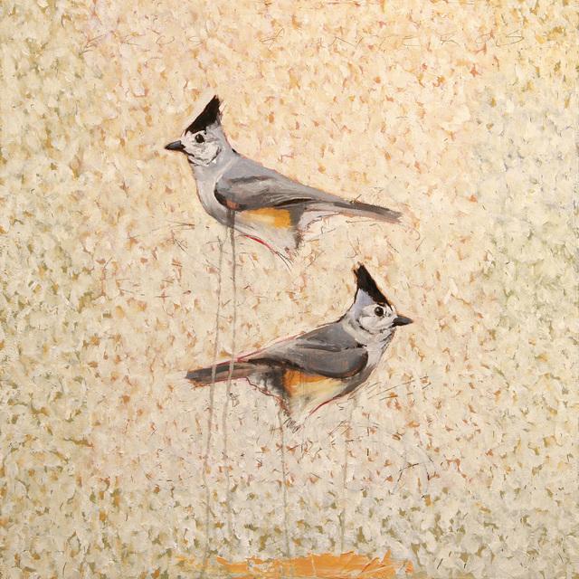 , 'Twins,' 2017, WaterWorks Gallery