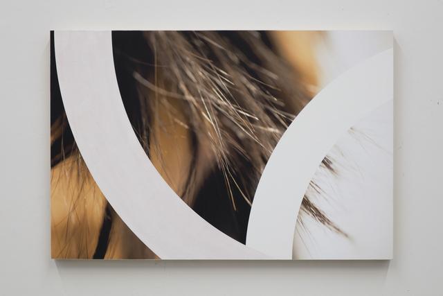, 'HAIR,' 2017, Freight + Volume
