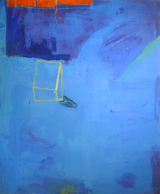 , 'Bluer Blue and You,' , Gail Severn Gallery