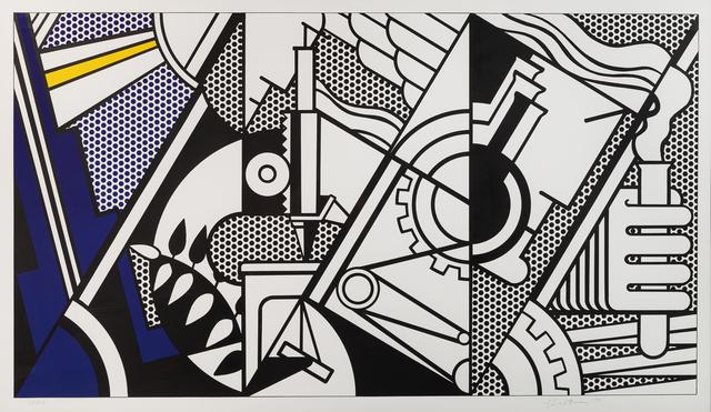 Roy Lichtenstein, 'Peace through Chemistry', 1970, Hindman