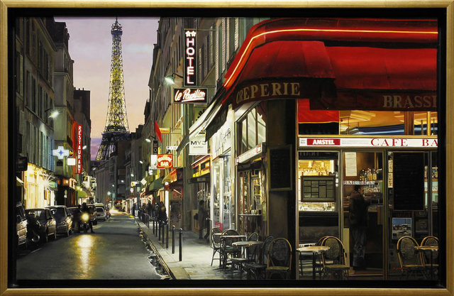 , 'Paris,' 2016, Gallery 901