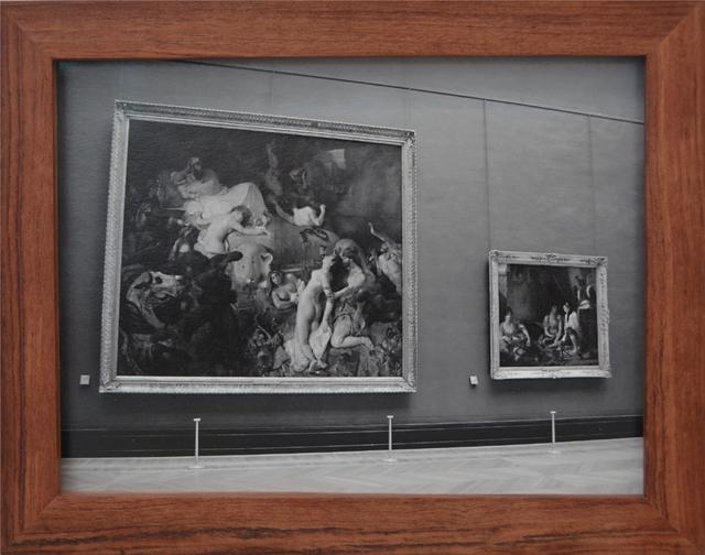 , 'Museums # 1_Delacroix,' 2014, Tatjana Pieters