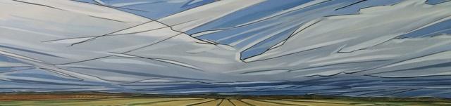 Shannon Craig Morphew, 'Farm Sky', 2016, Loch Gallery