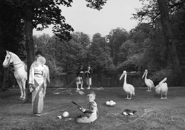 , 'Park,' 2014, Galerie Lelong & Co.