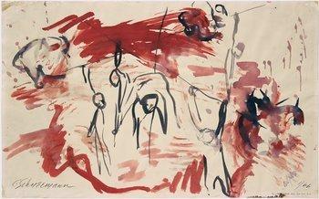 , 'Water Light/Water Needle Diagram 1,' 1966, Hales Gallery