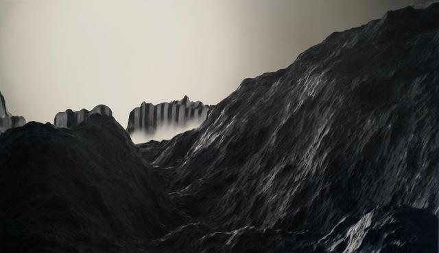 , 'Alpen 37 (1:3  – 2222),' 2016, ACC Art