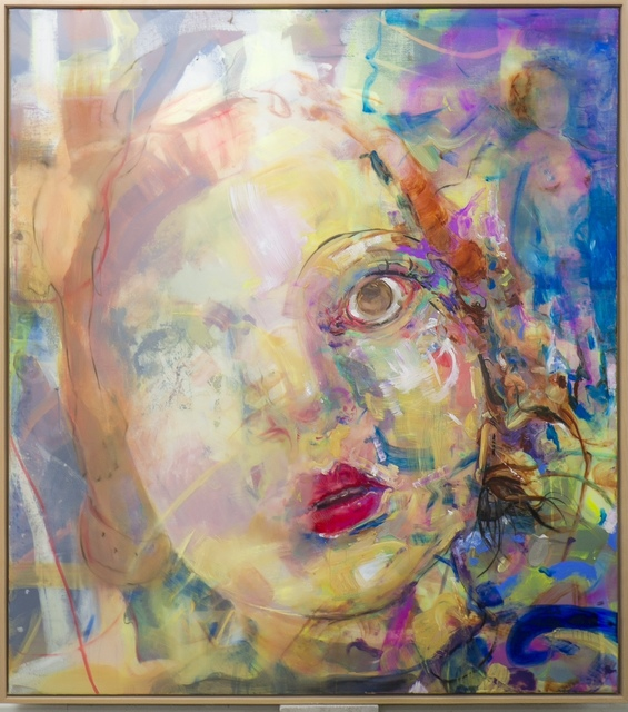 Friederike Reveman, 'Red Head', 2014, Galerie Frank Pages
