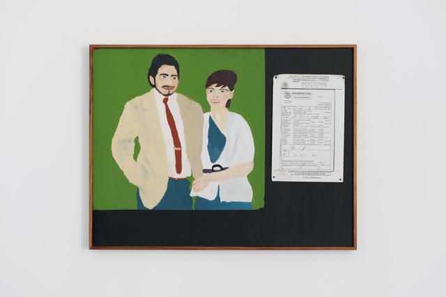 , 'Retrato de mis padres (parasiempre) de la serie Retratos Familiares,' 2011, PEANA