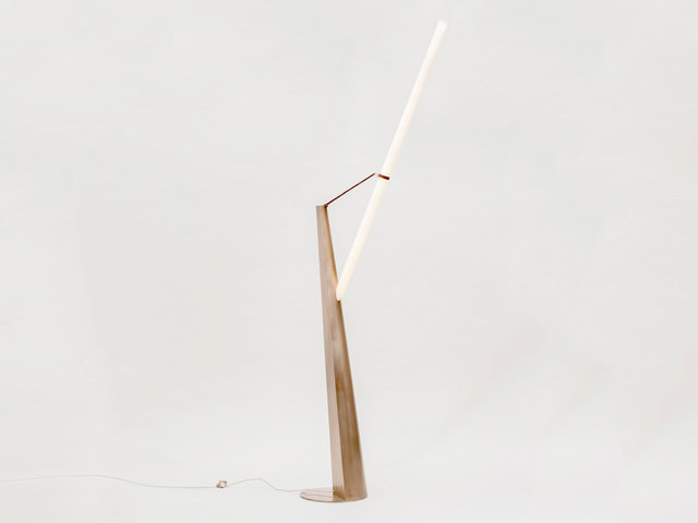 , 'Crane 7 Floor Lamp,' 2016, Patrick Parrish Gallery