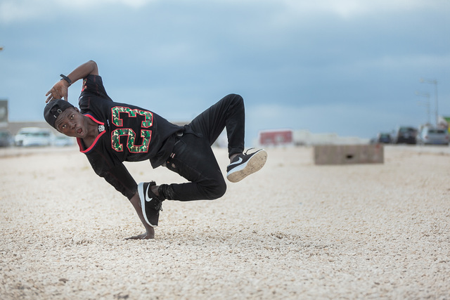 , 'BBoy Yaya,' 2016, Out of Africa Gallery