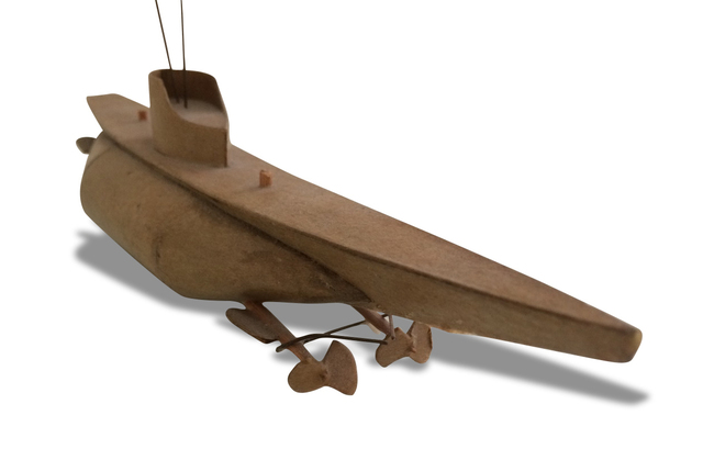 Chris Burden, 'Submarine', 1987, Kunzt Gallery