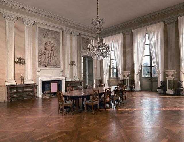 'Salle à manger de l'Empereur (Dining room of the Emperor)', Musées et domaine nationaux du palais de Compiègne