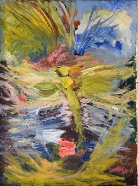 , 'Peace Dragon,' 2014, Fountain House Gallery