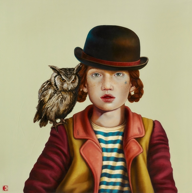 Claudia Giraudo, 'Internal Flight', 2018, Italian Fine Art Gallery