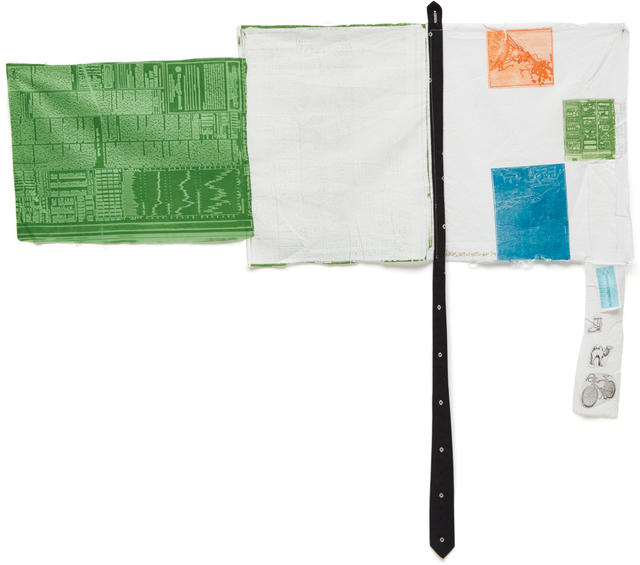 Robert Rauschenberg, 'Room Service, from Airport Suite', 1974, Phillips