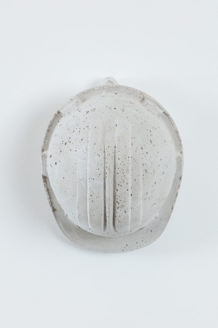 , 'Helmet #3,' 2017, Baert Gallery