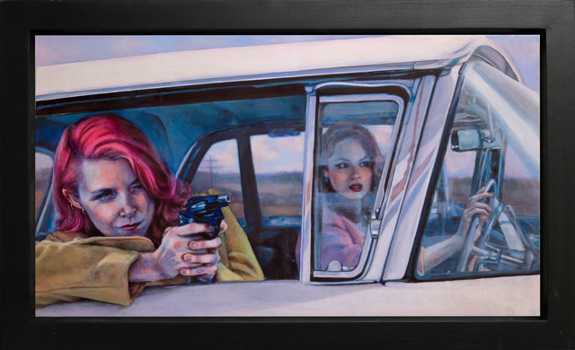 , 'You Drive,' 2017, ARCADIA CONTEMPORARY