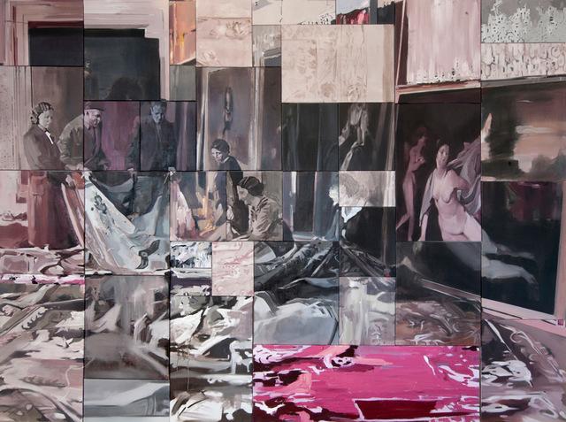 , '41 ways: el rapto de Europa,' 2015, Josedelafuente
