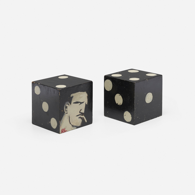 Robert Loughlin, 'Untitled (dice)', Wright
