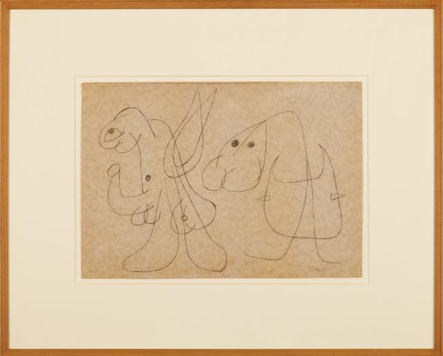 Joan Miró, 'Untitled', 1949, Galería Daniel Cardani