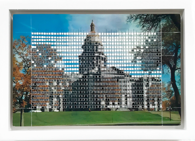 , 'Borrowed Landscapes Study No.62/CO, Denver Capital Building,' 2017, k contemporary