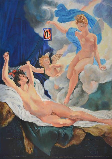 , 'La Noche (Iris y Morfeo),' 2009, MAMAN Fine Art Gallery