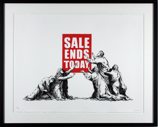 Banksy, 'Sale Ends', 2017, Gormleys Fine Art