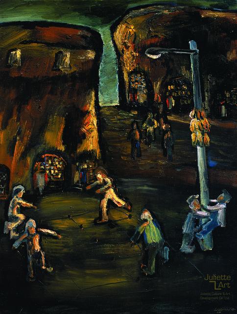 , 'The Street Lamp,' 2010, Juliette Culture and Art Development Co. Ltd.
