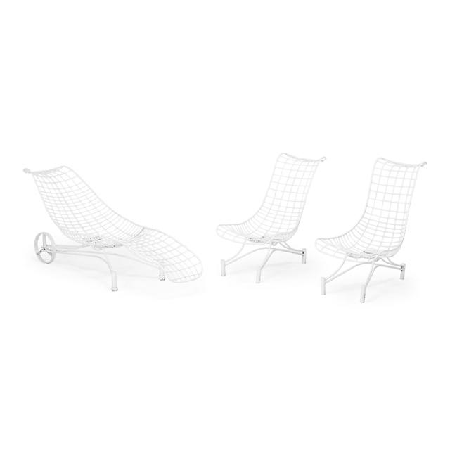 Vladimir Kagan, 'Three Capricorn Chairs, USA', second half of the 20th C., Rago/Wright