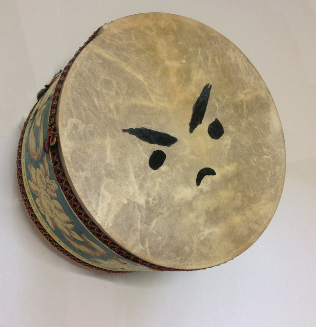 , 'Angry Drum,' 2014, waterside contemporary