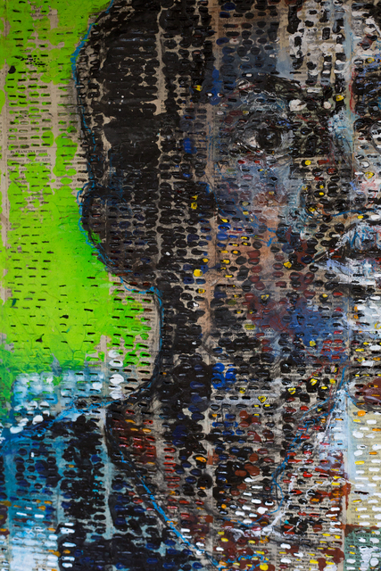 , 'Silikoses,' 2019, Modzi Arts