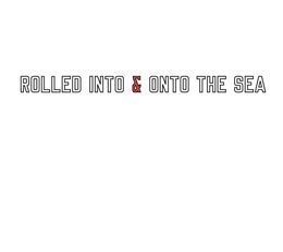 , 'ROLLED INTO & ONTO THE SEA,' 1999, Blain | Southern
