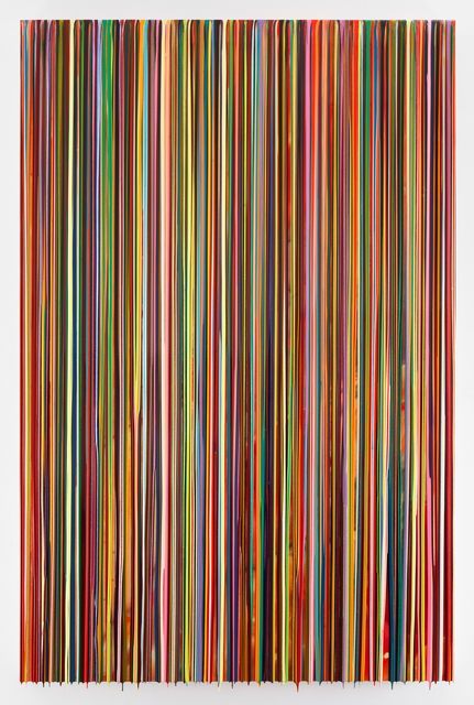 , 'MYWORLDISNOTMYWORLD,' 2016, Miles McEnery Gallery