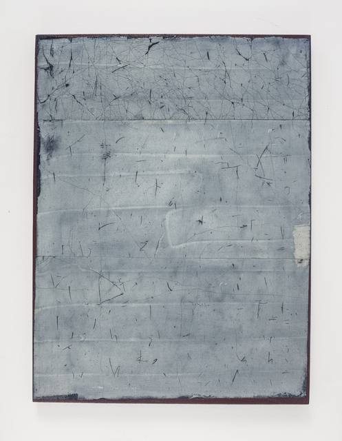 , 'UNTITLED FRESCO,' 2009, Traver Gallery