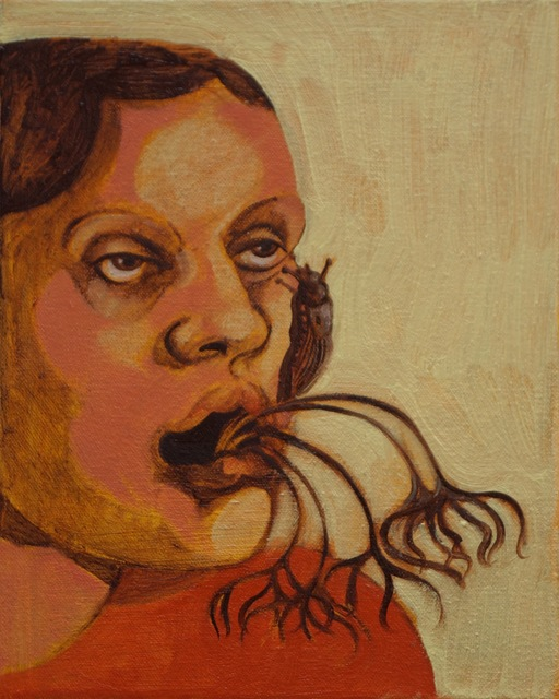 Nettle Grellier, 'By and Bye', 2020, Painting, Oil on canvas, Daniel Raphael