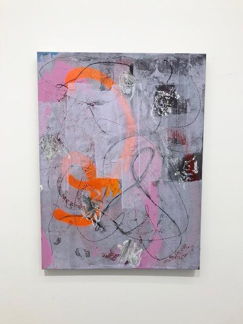 Franck Chalendard, 'Mythograffiti', 2016, Painting, Mixed media on canvas, Rema Hort Mann Foundation Benefit Auction